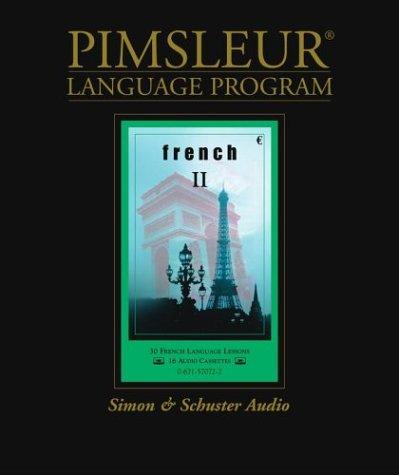 French II (Pimsleur Language Program)