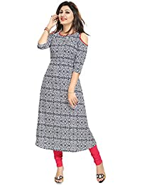 ALC Creation Women's Crepe Kurta