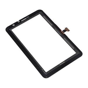 Weiß 17,8cm Touch Screen Digitizer Glas-Objektiv für Samsung Galaxy Tab 2P3100Werkzeug