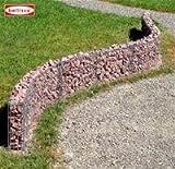 Bellissa - Gabion pour muret long:2,30ml Haut:40cm