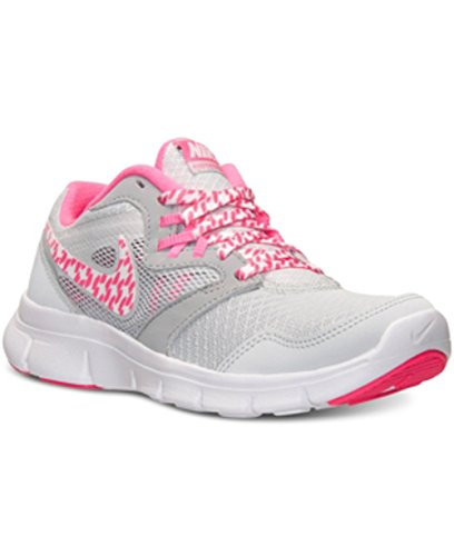 Nike - Running/Trail - flex experience 3 Gris/Rose/Blanc