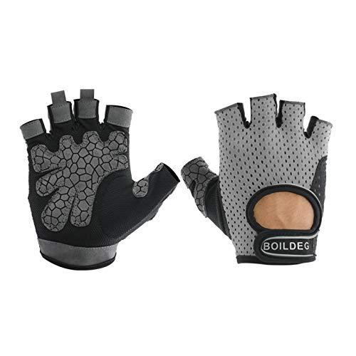 AieniD Handschuhe Winter Outdoor Mikrofaser Grau Handschuhe Size:X-Large -