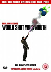 Dom Joly: World Shut Your Mouth [DVD]