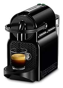 DE LONGHI EN 80. B Inissia Macchina da Caffè Nespresso Serbatoio 0.8 Litri Potenza 1260 Watt Colore Nero
