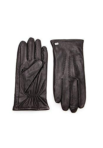 Zerimar Herrenhandschuhe aus echtem Leder. Maßnahmen: 9 100% natürlich. (Maßnahme Leder)