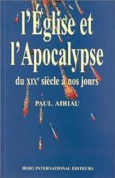 L'Eglise et l'Apocalypse