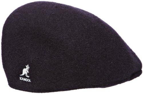 Imagen de kangol seamless wool 507, sombrero para hombre, azul oscuro , large