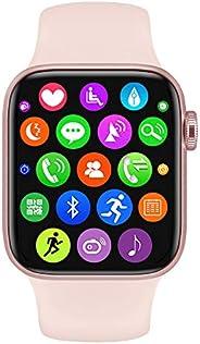 ساعة ذكية للرجال والنساء (اجراء/ استقبال مكالمة)، شاشة ذكية تعمل باللمس بالكامل 1.75 انش، مقاومة للماء بتصنيف