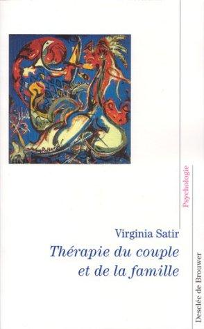 Thérapie du couple et de la famille : T...