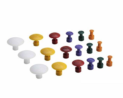 Preisvergleich Produktbild Zugadapterset Ausbeulwerkzeug ausbeulen PDR Klebetechnik 6241
