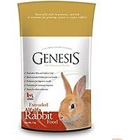 Genesis Rosso Ultra Premium Rabbit Nutrition Alfalfa Estruso per Conigli kg1