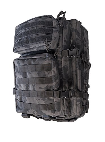 US Army Assault Pack II Rucksack Einsatzrucksack back 50 ltr. Liter (Russian-Night Camo) (Pack-rucksack)