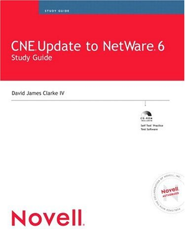 CNE Update to NetWare 6 Study Guide por David James Clarke