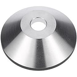 Fesjoy 100x20x10x5mm Professional Résine Coupe Roue de diamant Grinding pour Tungsten Steel Fraise 240 Grit Affûteuse Grinder Accessoires 100mm
