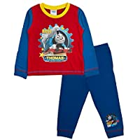 Hit Entertainment Thomas The Tank Engine Boys Long Pyjamas Pjs
