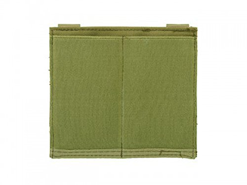 AIRSOFT Tactical MOLLE doppelte M4Elastic Magazintasche, Olive Grün, moscart, BB Grenade