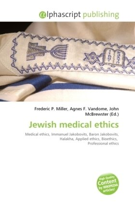 Jewish medical ethics