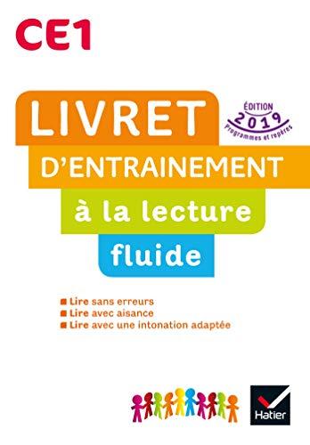 Lecture CE1 Ed. 2019 - Livret d'entrainement à la lecture fluide par  Jean-Pierre Demeulemeester, Nadine Demeulemeester, Gisèle Bertillot