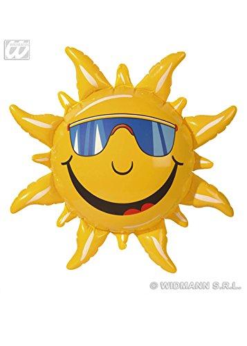 Hula-Party aufblasbare Sonne-Dekoration (Aufblasbare Hula)