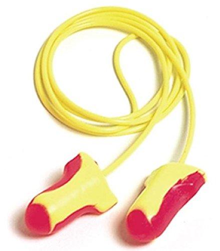 Laser Lite Protección auditiva con banda (Cord), 25pares, tapones