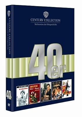 Century Collection - Meilensteine der Filmgeschichte: 40er Jahre [5 DVDs]
