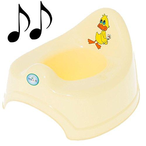Töpfchen Training-Töpfchen mit Musik für Kleinkinder leicht zu reinigen (Töpfchen-training Musik)