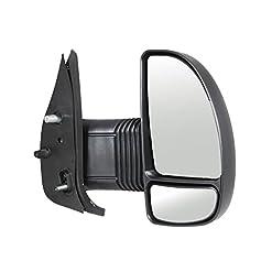 Specchietto retrovisore destro manuale braccio lungo Camper 39cm 735318848