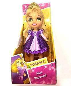 Jakks Pacific Muñeca Princesa Disney - Rapunzel,, 7,5 cm 84632