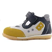 BALDUCCI Sandalo Primi Passi Velcro Due Occhi Bambino CITA60 Bianco cd6600217d5