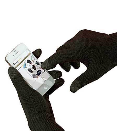Toque guantes de la pantalla. Usa tu iPhone, iPad y todos los productos de Apple, sin quitarse los guantes. (Medium)