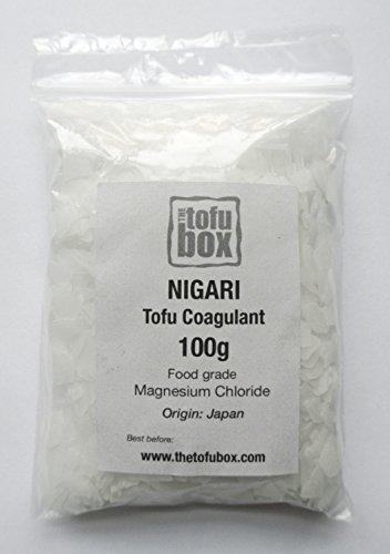 thetofubox-Nigari 100g Tofu-Gerinnungsmittel, lebensmittelechtes Magnesium-Chlorid-
