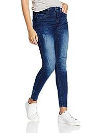 Only Onlkendell Reg Sk Ank Cre500 Noos, Jeans Femme