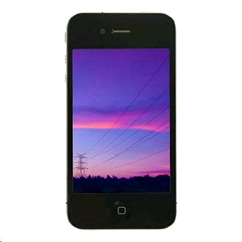 Apple iPhone 4S Smartphone débloqué 3.5 pouces 32 Go iOS 5 Noir (import Europe)