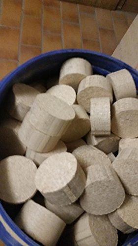 Preisvergleich Produktbild Hartholzbrikett 30 kg 100% Hartholz:Buche,Eiche,Esche...