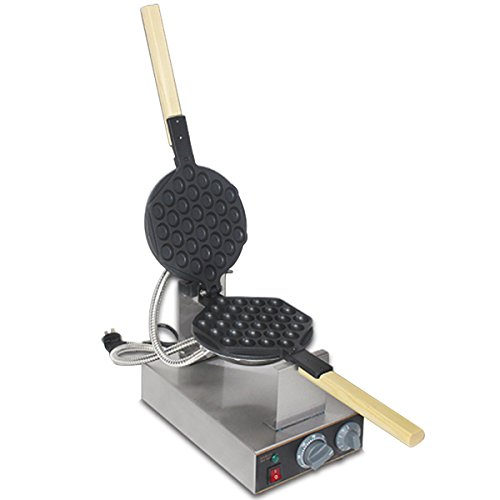 41ZZO7Do%2BlL. SS500  - Generic Commercial Use Nonstick 110v 220v Electric Hongkong Eggettes Egg Waffle Maker Iron Baker Machine