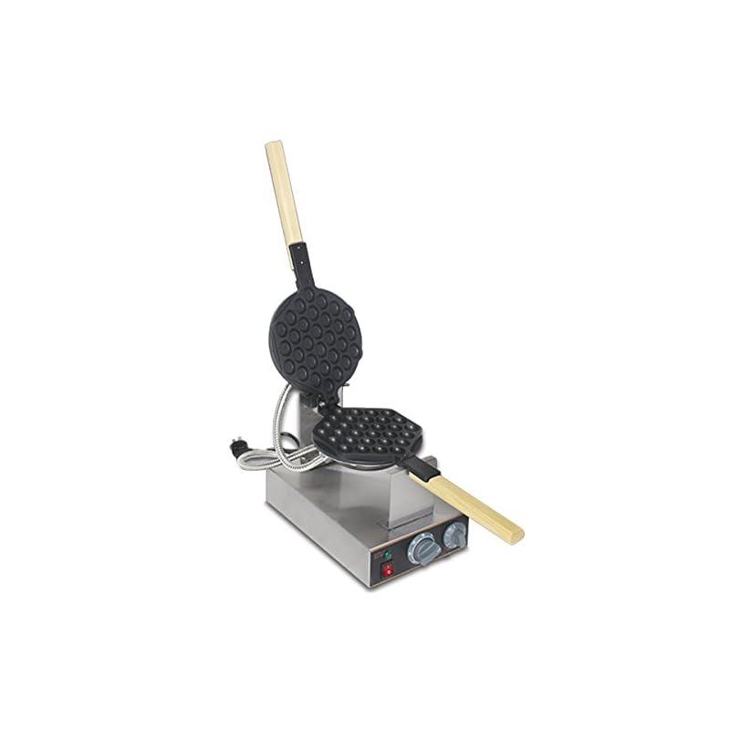 Generic Commercial Use Nonstick 110v 220v Electric Hongkong Eggettes Egg Waffle Maker Iron Baker Machine