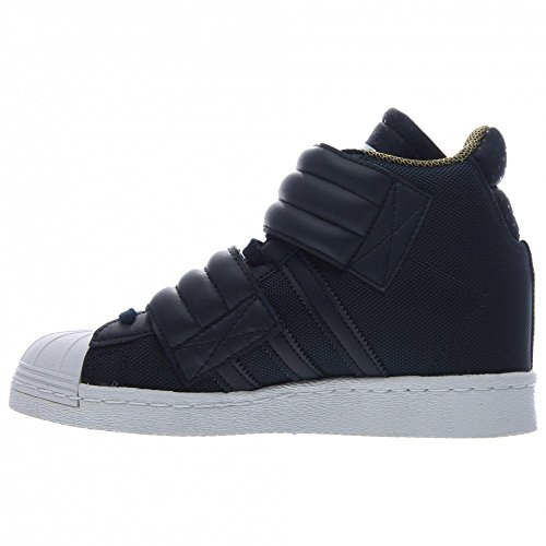 Adidas Superstar Up 2 Strap - Legend Ink / Legend Ink-white, 5,5 B Us LEGINK/LEGINK/WWHT