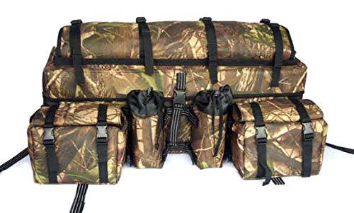 Gepäcktasche ATV Softtasche Softbar Quadkoffer Camo