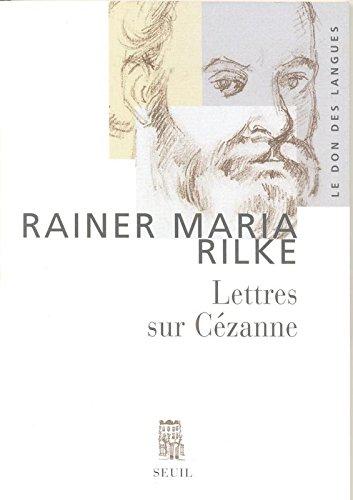 Lettres sur Czanne