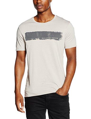 Marc O'Polo Denim 667231051292, T-Shirt Uomo, Elfenbein (Light Grit 180), XXL