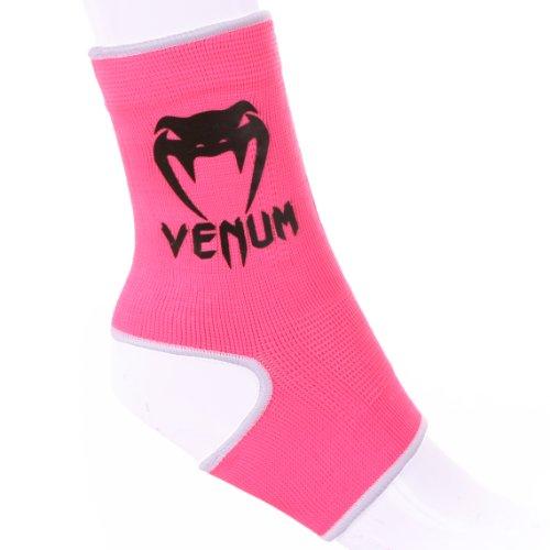 Venum Erwachsene Gelenk Kontact Schutz, Neon Rosa/Schwarz, One Size