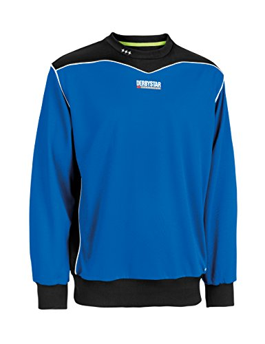 Derbystar Sweatshirt Brillant, XXXL, Blau, 6010080600 Preisvergleich