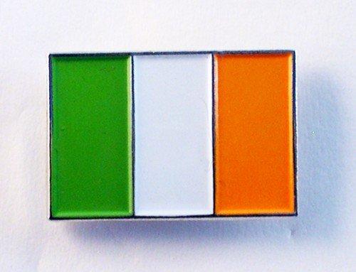 Pin de metal esmaltado, insignia Irlanda/irlandés