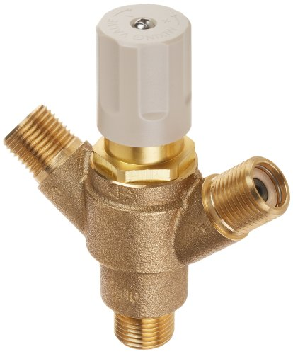 Elkay LK723 Anti-Scald Thermostatic Mixing Valve for Deck and Wall Mount by Elkay Foodservice -