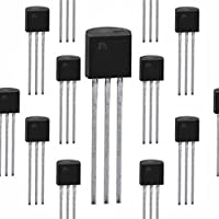 BC557B PNP Transistor BC557 - Amplificador de uso general
