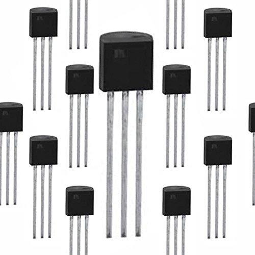 10 x BC517G BC517 - Hochstromverstärkung - NPN Allzweckdarlington Transistor, BC517G
