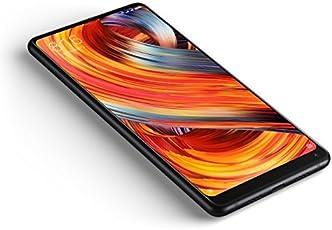 Xiaomi Mi Mix 2 Smartphone da 64 GB, Nero [Italia]