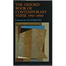 The Oxford Book of Contemporary Verse 1945-1980