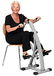 Dual Bike Plus New Home Exercise And Fitness Cycle For