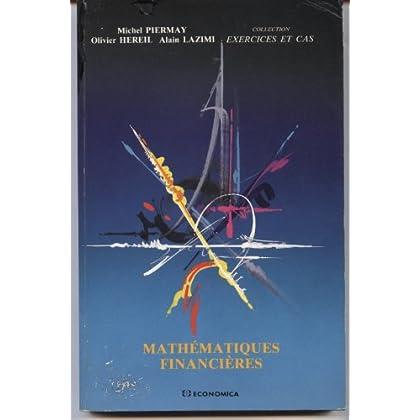 Les mathématiques financières